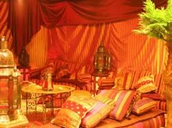Oosterse decoratie,Oosterse decors, waterpijpen verhuur ...